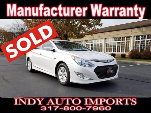 2015 Hyundai Sonata Hybrid Limited ***SOLD***
