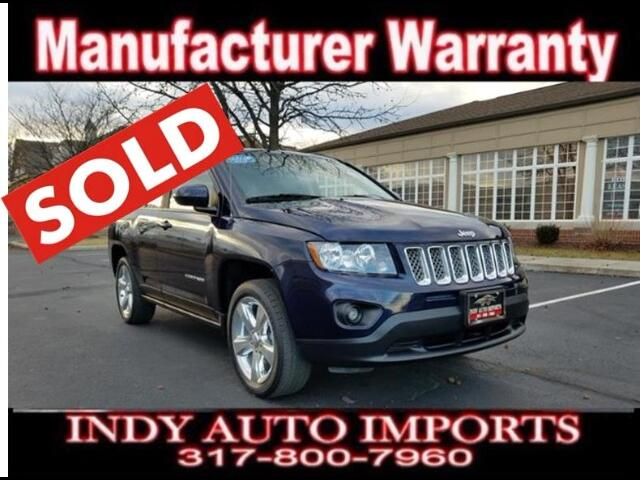 2014 Jeep Compass Latitude FWD ***SOLD***