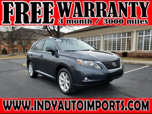 2011 Lexus RX 350 AWD ***APPOINTMENT ONLY***