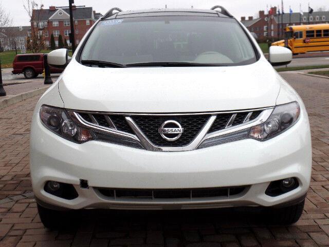 2011 Nissan Murano S AWD  **REBUILT TITLE**
