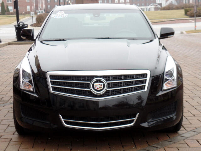 used 2014 cadillac ats 2 0l turbo luxury awd for sale in carmel in 46032 indy auto imports. Black Bedroom Furniture Sets. Home Design Ideas