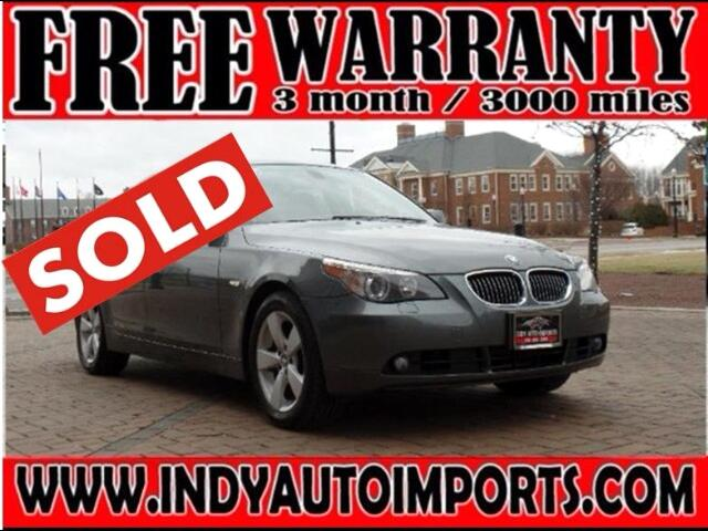 2007 BMW 5-Series 530xi ***SOLD***