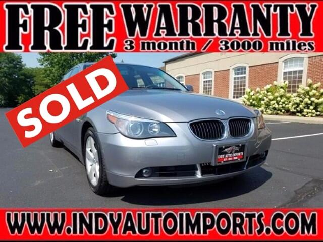 2006 BMW 5-Series 530xi ***SOLD***