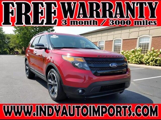 2014 Ford Explorer Sport 4WD ***APPOINTMENT ONLY***