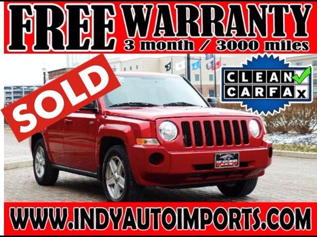 2010 Jeep Patriot Sport 2WD ***SOLD***