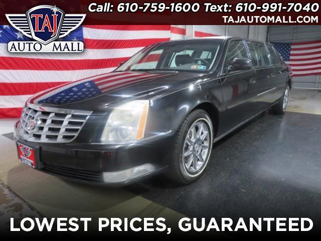 2011 Cadillac DTS Limousine