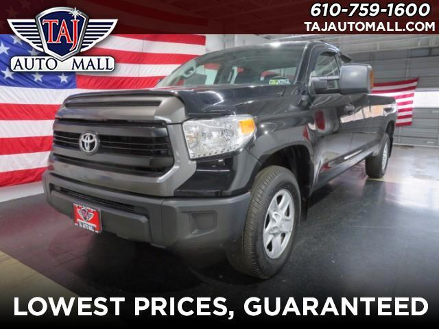 2015 Toyota Tundra SR5 5.7L V8 Double Cab 4WD Long Bed