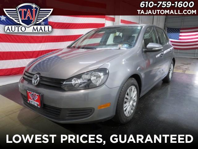 2014 Volkswagen Golf Convenience
