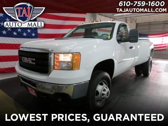 2014 GMC Sierra 3500HD Work Truck Regular Cab 4WD