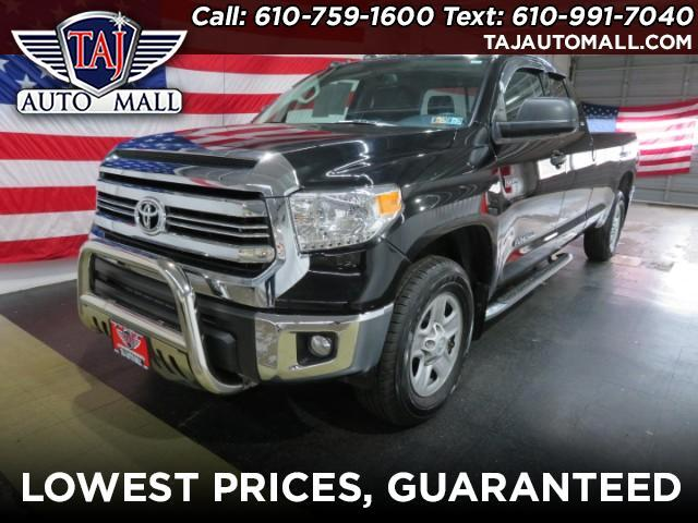 2016 Toyota Tundra SR5 5.7L V8 Double Cab 4WD Long Bed