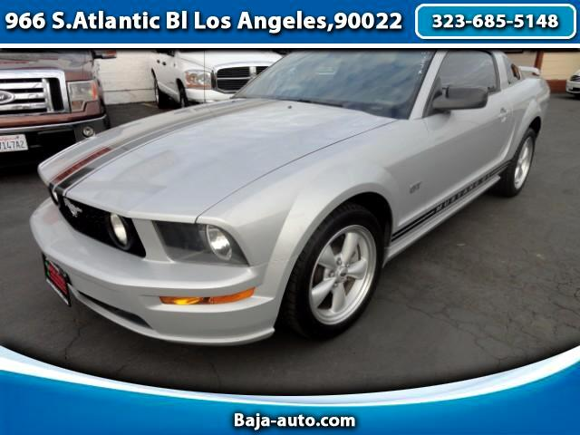 2007 Ford Mustang 2dr Cpe V6 Premium