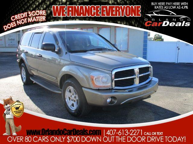 2004 Dodge Durango Limited 4WD