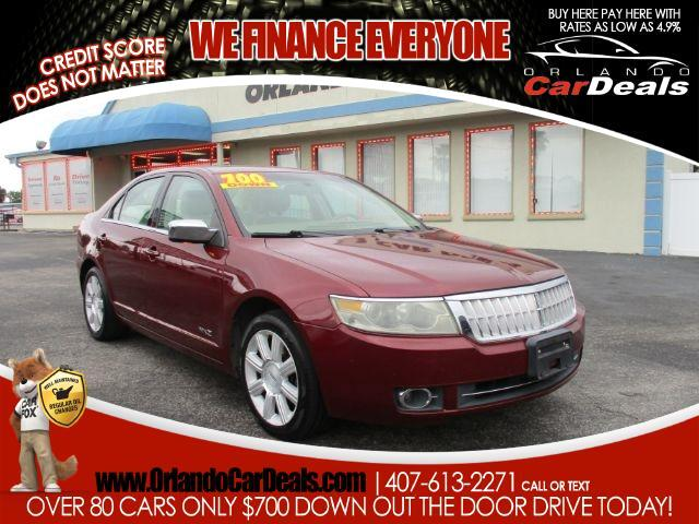 2007 Lincoln MKZ 4dr Sdn AWD
