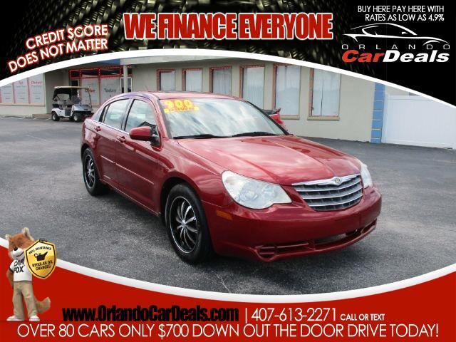 2010 Chrysler Sebring 4dr Sdn Limited