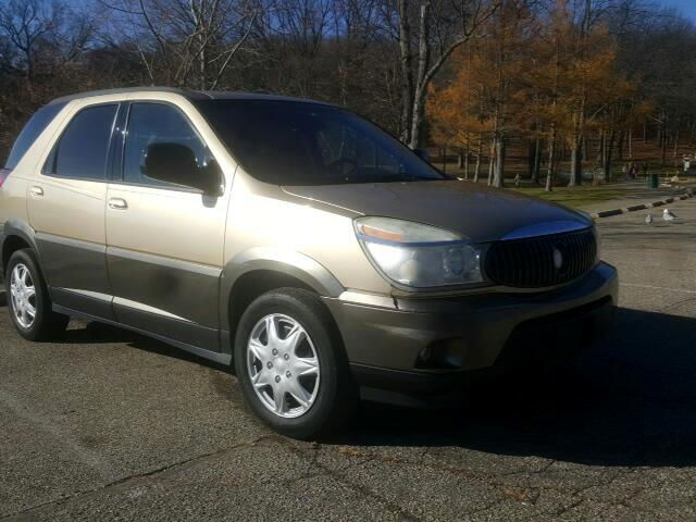 used 2005 buick rendezvous for sale in grand rapids mi. Black Bedroom Furniture Sets. Home Design Ideas