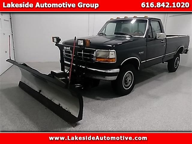 1995 Ford F-250 XL HD Reg. Cab 4WD