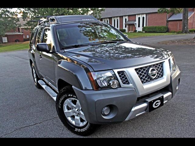 2009 Nissan Xterra S 2WD