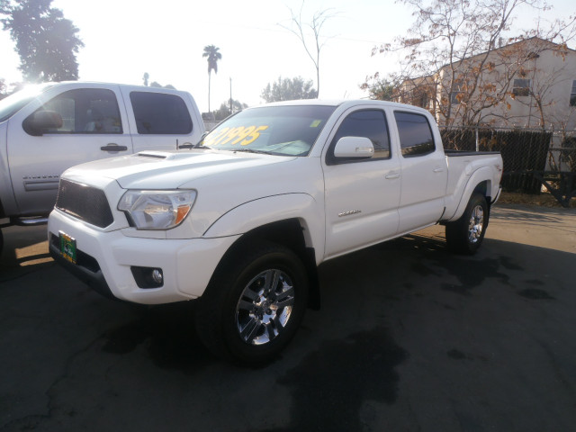 2012 Toyota Tacoma 2WD Double Cab V6 AT TRD Sport (Natl)