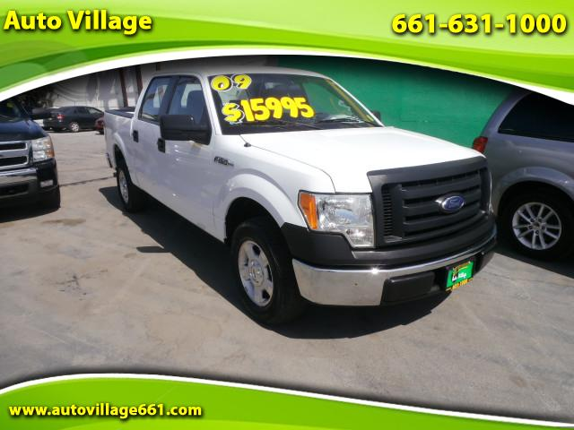 2009 Ford F-150 Base 2WD