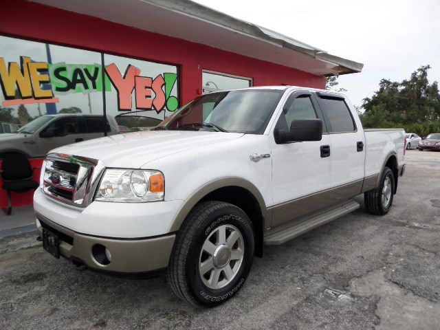 2006 Ford F-150 Lariat SuperCrew 6.5-ft Box 4WD