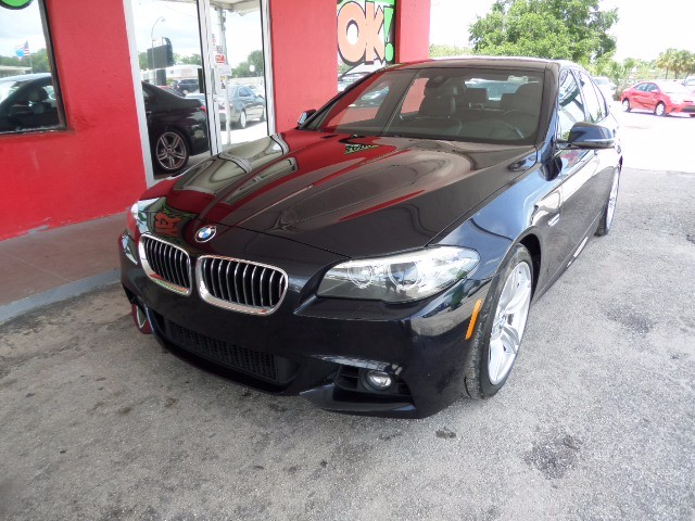2014 BMW 535i M SPORT PACKAGE