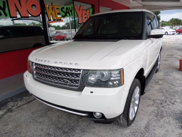 2010 Land Rover Range Rover 4WD 4dr Supercharged