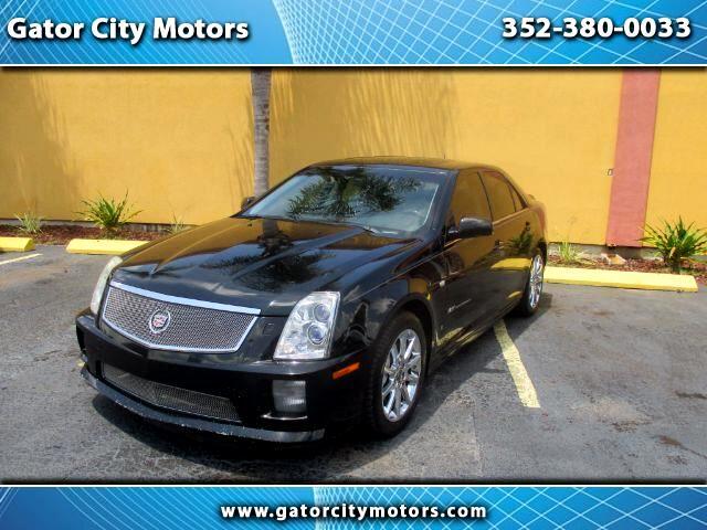 2007 Cadillac STS V