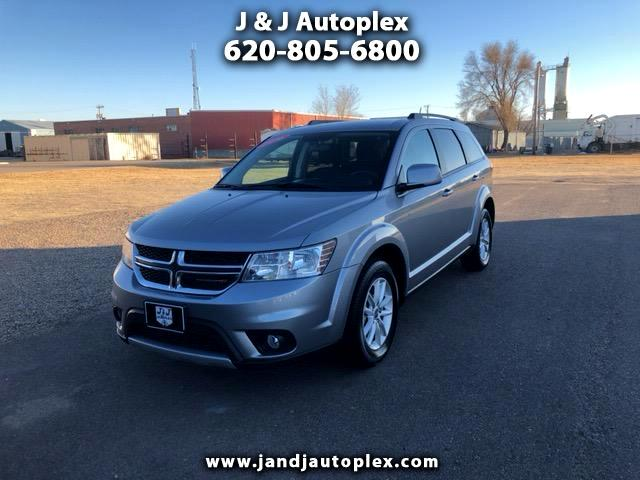 2016 Dodge Journey SXT AWD