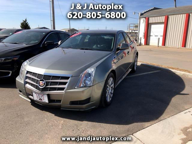 2011 Cadillac CTS 4dr Sdn
