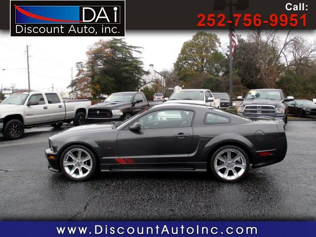 2008 Ford Mustang SALEEN GT
