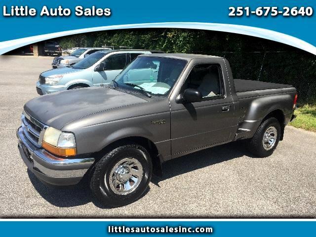 1998 Ford Ranger XLT Reg. Cab Long Bed 2WD