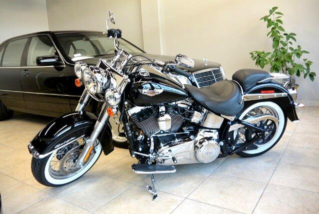 2014 Harley-Davidson Softtail Deluxe