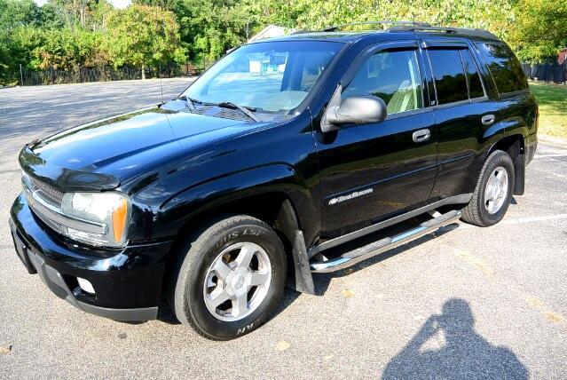 2003 Chevrolet TrailBlazer LT3 4WD