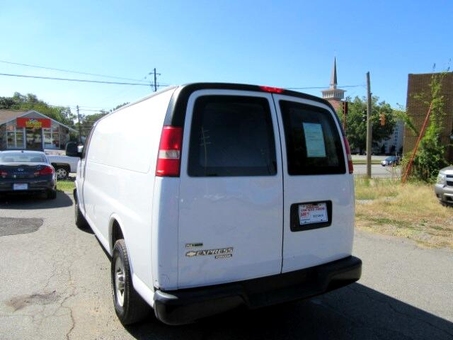 2012 Chevrolet Express 2500 Cargo Extended