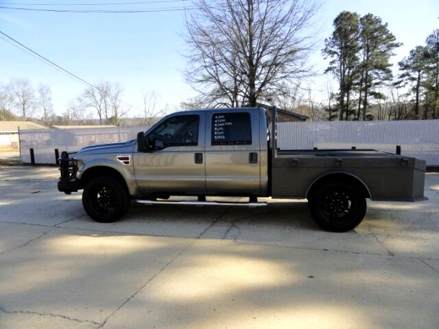 2010 Ford F-250 SD Crew Cab 4WD