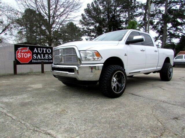 "2012 Dodge Ram 2500 4WD Crew Cab 149"" SLT"