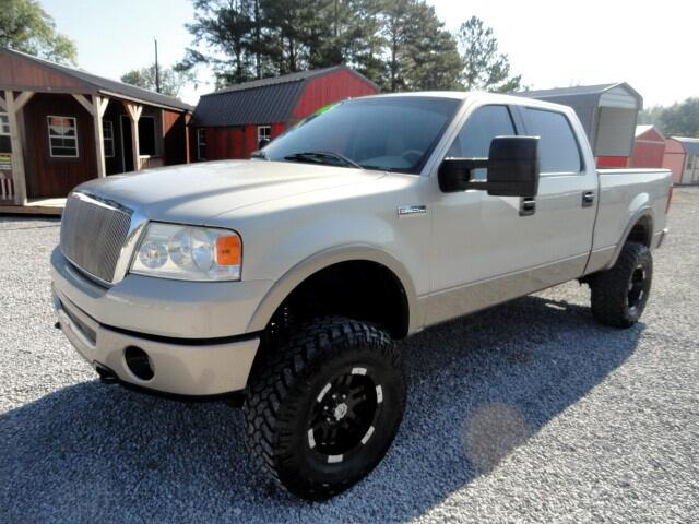 "2006 Ford F-150 4WD SuperCrew 150"" Lariat"