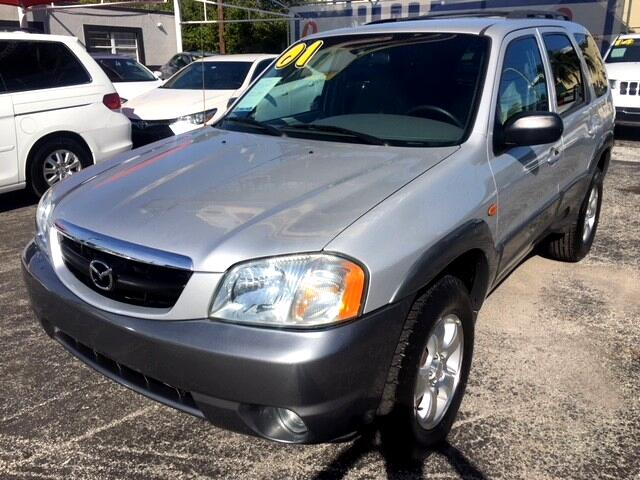2001 Mazda Tribute ES 4WD