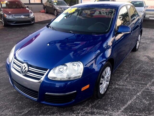2008 Volkswagen Jetta S