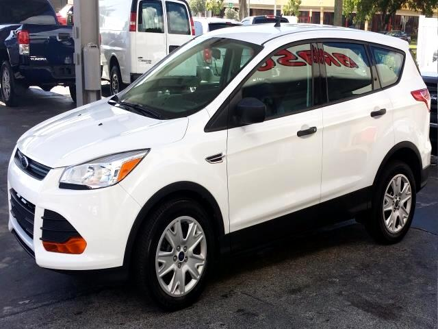 2014 Ford Escape 4dr Front-wheel Drive S