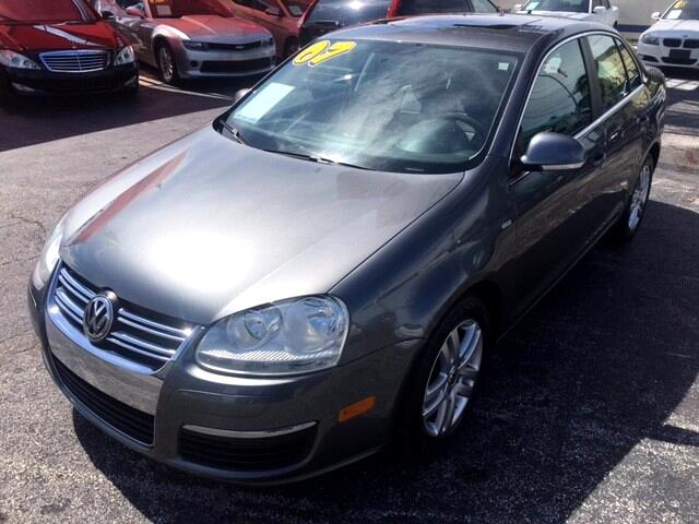 2007 Volkswagen Jetta Wolfsburg Edition