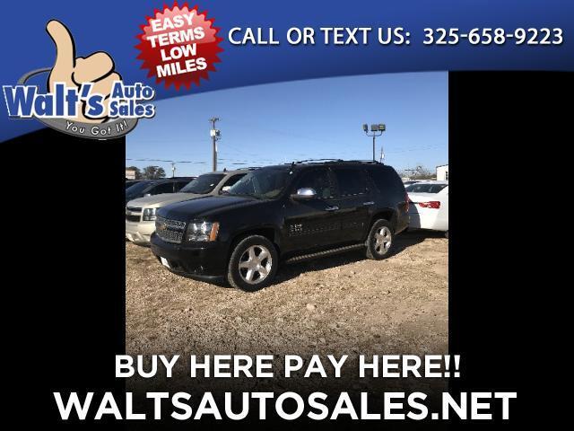2012 Chevrolet Tahoe LS 2WD