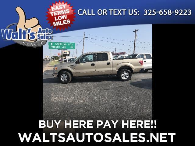 """2013 Ford F-150 2WD Reg Cab 126"""" XLT"""