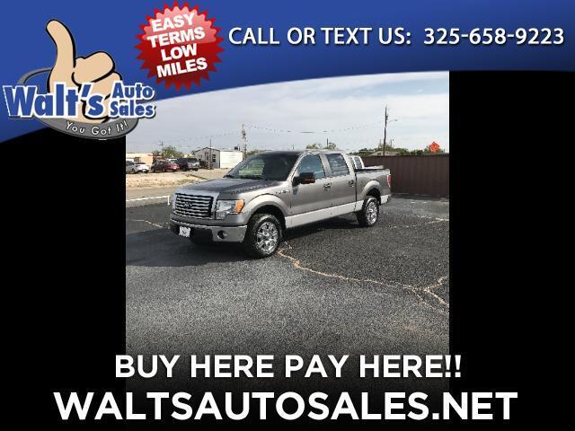 """2012 Ford F-150 2WD Reg Cab 126"""" XLT"""