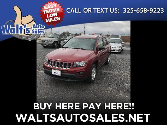 2014 Jeep Compass Sport FWD