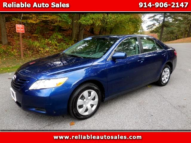 2009 Toyota Camry LE 5-Spd MT