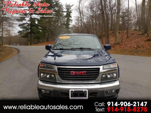 2010 GMC Canyon SLT Ext. Cab 4WD