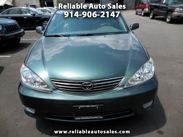 used 2005 toyota camry for sale in peekskill ny 10566 reliable auto sales. Black Bedroom Furniture Sets. Home Design Ideas