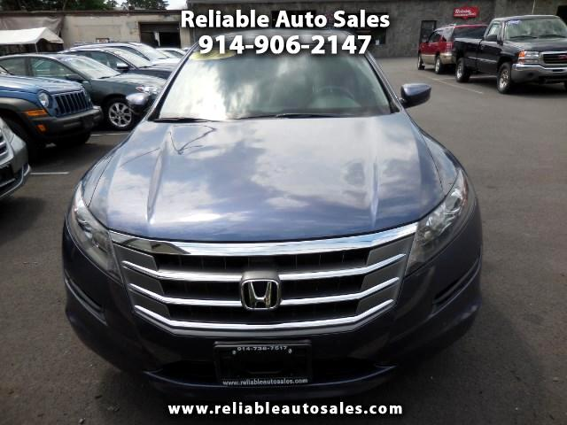 used 2012 honda crosstour for sale in peekskill ny 10566 reliable auto sales. Black Bedroom Furniture Sets. Home Design Ideas