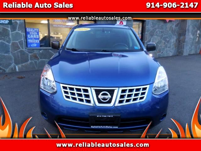 2010 Nissan Rogue S AWD